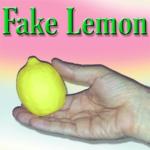 Fake Lemon by Quique Marduk