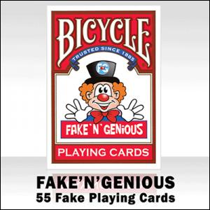Fake 'N' Genious Deck by So Magic