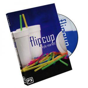 Flip Cup by Kyle Marlett - DVD