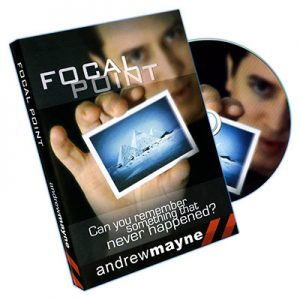 Focal Point (DVD and Props) by Andrew Mayne