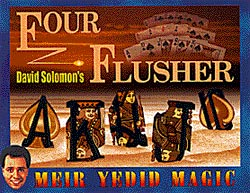 Four Flusher trick - David Soloman