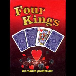 Four Kings by Vincenzo Di Fatta s
