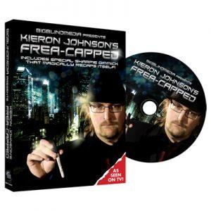 Frea-capped by Kieron Johnson and Big Blind Media
