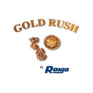 Gold Rush by Ronjo Magic Shop