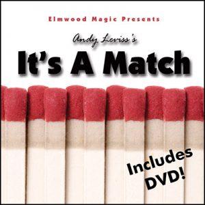 It's A Match -Version 2.0 (W/DVD)