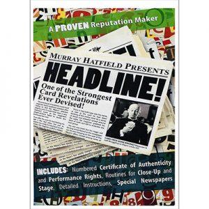 HEADLINE by Murray Hatfield