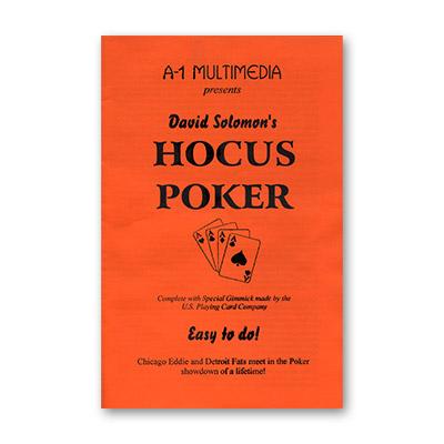 Hocus Poker by David Solomon