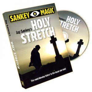 Holy Stretch (With DVD) by Jay Sankey