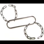 Houdini Handcuffs (Chrome) by Vincenzo Di Fatta s