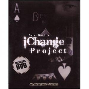 Peter Nardi's iChange Project (with Gimmicks) by Alakazam - DVD
