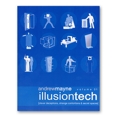 Illusiontech by Andrew Mayne - Book