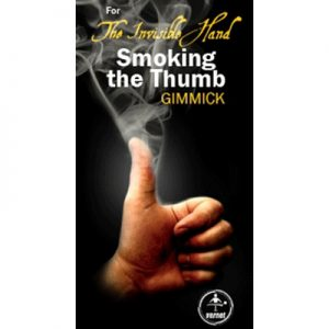 Invisible Hand Smoking Your Thumb by Vernet Magic
