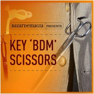 Key BDM Scissors by Bazar de Magia