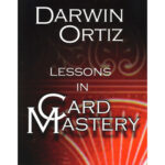 Lessons in Card Mastery by Darwin Ortiz - Book