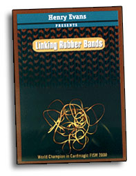Linking Rubber Band trick H. Evans