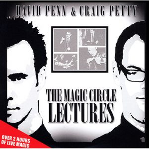 Magic Circle Lectures by David Penn and Craig Petty - DVD