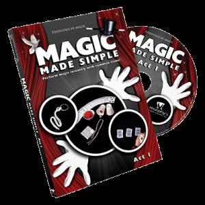 Magic Made Simple Act 1 - DVD