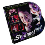 The Magic Of Suzanne: The Castle Act (2 DVD Set) Black Rabbit Series Issue #4 - DVD