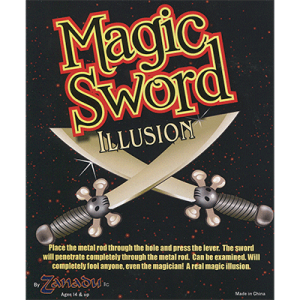 The Magic Sword by Zanadu Magic