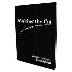 Making the Cut by Ryan Schlutz - Book