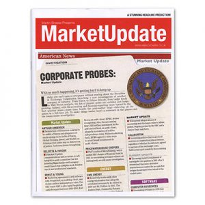 REFILL for Market Update by Martin Breese