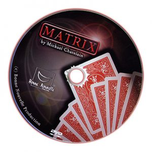 Matrix (includes online instructions) by by Mickael Chatelain