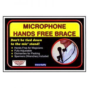 Microphone Hands Free Brace by Trevor Duffy