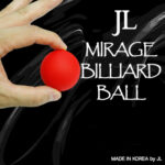 Mirage Billiard Balls by JL (RED, single ball only)