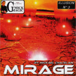 Mirage (Red) by Mickael Chatelain