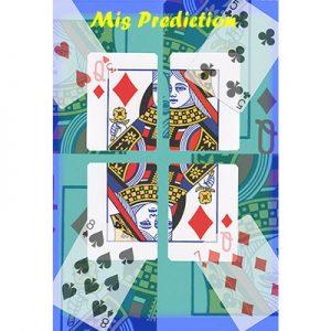 Mis-Prediction by Vincenzo Di Fatta Magic