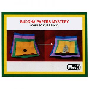 Buddha Papers Mystery by Mr Magic