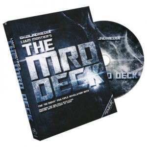 The MRD Deck Red by Big Blind Media - DVD