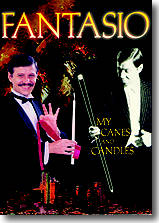 My Canes And Candles by Fantasio - Book