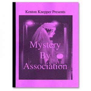 Mystery by Association by Kenton Knepper - Book