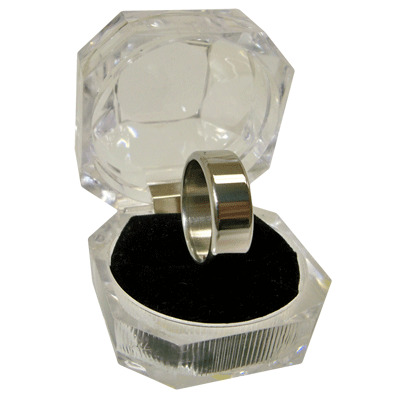 Neomagnetic Ring (21mm) by Leo Smetsers