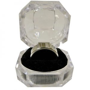 Neomagnetic Ring (19mm) by Leo Smetsers