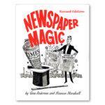 Newspaper Magic Revised Edition - Book