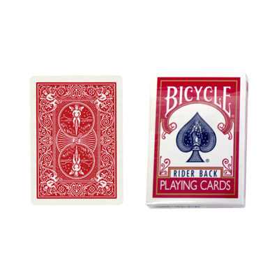 Red One Way Forcing Deck (ad)