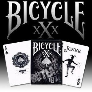 Outlaw Bicycle Deck by US Playing Card