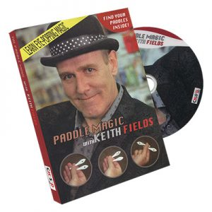 Paddle Magic (with gimmicks) by Keith Fields