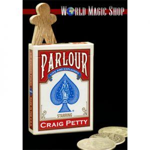 Parlour by Craig Petty and World Magic Shop - DVD