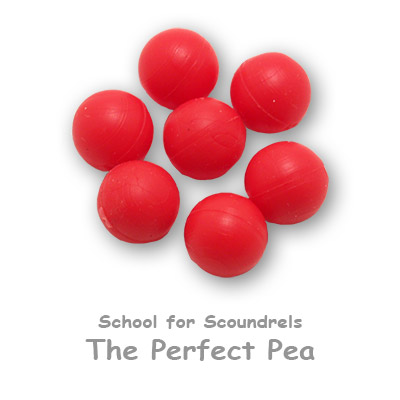 Perfect Peas (RED) by Whit Hayden and Chef Anton's School for Scoundrels