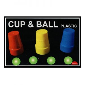 Cups and Balls (Plastic) by Premium Magic