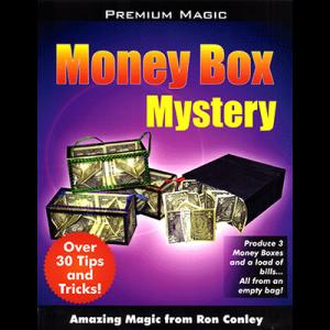Money Box Mystery by Premium Magic