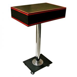 Professional Rolling Table by G&L Magic