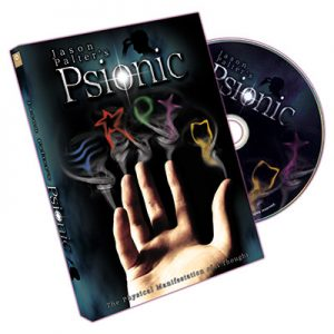 Psionic by Jason Palter s