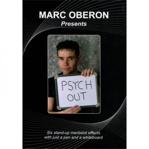 Psych Out Mentalist Tricks by Marc Oberon