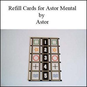 Refill for Astor Mental by Astor