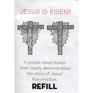 Jesus is Risen refill box by Top Hat Magic