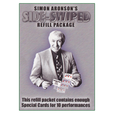 Refill for Side-Swiped by Simon Aronson